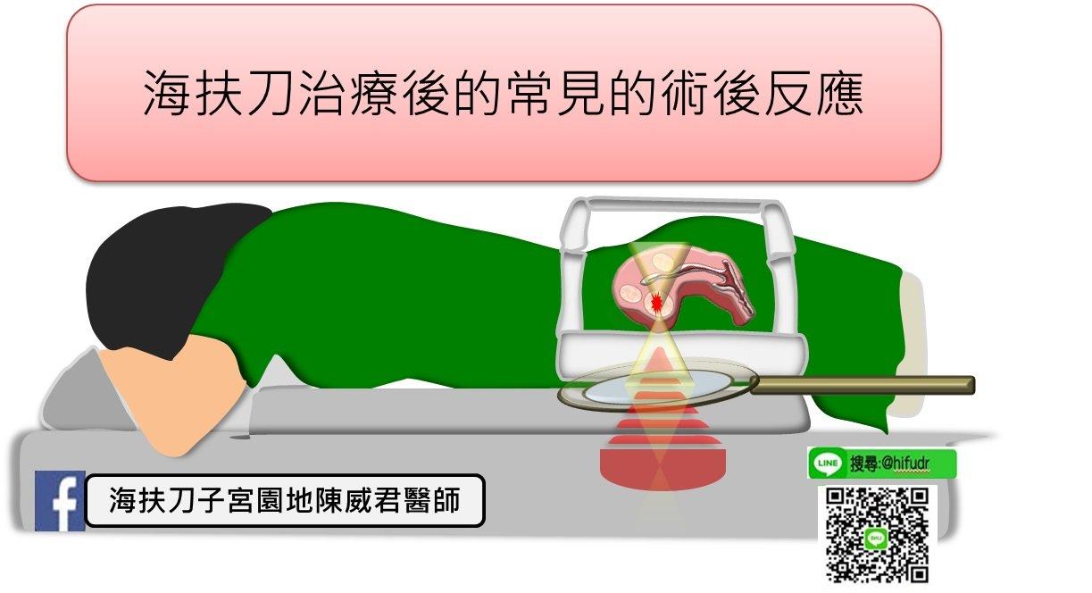 子宮肌瘤腺瘤-海扶刀術後反應